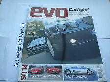 EVO Magazine Issue 42 - April 2002 - Jag S-type R v M5 - Alfa 156 GTA - buying a