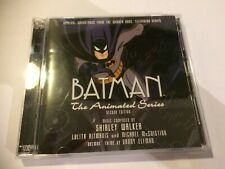 Batman -The Animated Series Original Soundtrack Vol 1 - 2 CDS