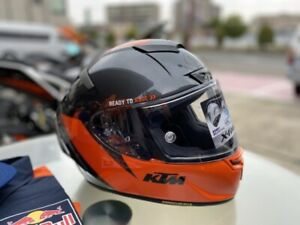 SHOEI X-FOURTEEN KTM Original Design Motorcycle Full Face Helmet Limited Size L