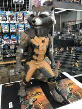 Rocket Raccoon * 1:1 Full-Life-Size Statue Figure * Neca