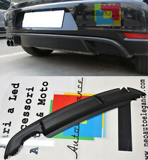 DIFFUSORE ESTRATTORE SOTTO PARAURTI LOOK GTI PER VW GOLF VI MK6 2008-2012 IT