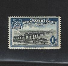 Moz Company Portugal Colonial   1935   Bridge over the Zambezi   Mint Hinged OG