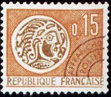 "FRANCE PREOBLITERE TIMBRE STAMP N°124 "" MONNAIE GAULOISE 15c "" NEUF (x) TB"