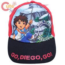 Go Deigo Go Kids Hat Adjustable Baseball Cap  - Mountain Resaue