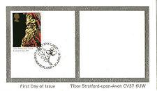 25 de abril de 1995 National Trust cubrir este Inglaterra Oakham Rutland Shs (S)