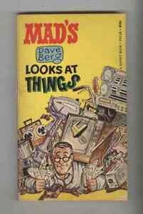 Mad's Dave Berg Looks at Things VG 1967 Paperback