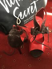 womens red high heels shoes