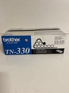 NEW Genuine Brother TN-330 Black Toner Cartridge, Standard Yield OEM Printer Ink