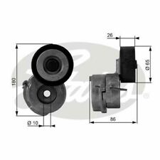Gates Belt Tensioner Pulley Alternator for VAUXHALL CORSA 1.3 CHOICE2/2 CDTi
