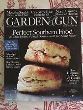 Garden and Gun Magazine October/November 2012