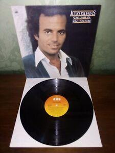 Julio Iglesias - Sono un pirata.. LP; vinile 33 giri originale CBS Itala (1978)