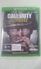Call of Duty WWII Xbox One Game (New & Sealed)