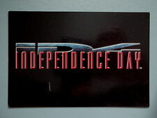 R&L Modern Postcard: Independence Day, London Postcard Company Movie Promo