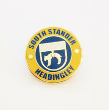 SOUTH STANDER - HEADINGLEY - LEEDS RHINOS RUGBY LEAGUE PIN BADGE