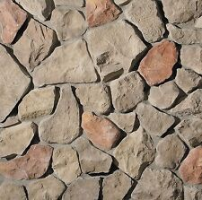 Stone Veneer Cultured Pennsylvania Snapped Face Stone 1 Pallet In Stock Call!