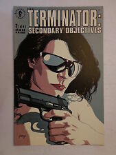 Terminator Secondary Objectives Robinson #3 Dark Horse Comics September 1991 NM