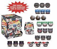 Funko DC Comics Series 1 Mymoji Blind Bag Minifigure NEW Toys 1 Fig Per Purchase