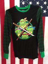 2015 Nickelodeon Teenage Mutant Ninja Turtles Pajama Top Size Small