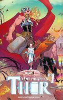 MIGHTY THOR #1 2015 LOT OF 10 1ST PRINT COPIES! NM- (PRIORITY & FREE INSURANCE)