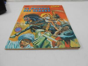 CONAN (UNE AVENTURE DE) NUMERO 05 : LE ROYAUME DES DAMNEES EDITION LUG 1977