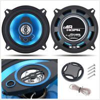 "2 Pcs 5"" 400W Car Truck Coaxial Loudspeaker Audio Music Stereo Hifi Speaker 12V"