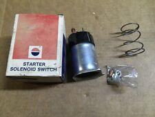 New Starter Solenoid Switch 22356