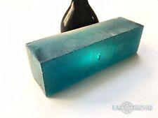 Tourmaline Paraiba Green-Blue #150/2.  90 gr. SIAMITE. Created Gemstone. US@GEMS