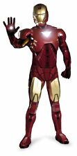 IRON MAN MARK 6 THEATRICAL COSTUME WITH LIGHTS AVENGERS HALLOWEEN 42-46
