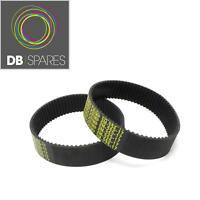 2 Drive Belts For Bosch PBS 75A  PBS 75 AE GBS 75AE 2604736010
