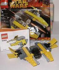 Lego 6966 Star Wars Jedi Intercepteur/starfighter neuf dans sa boîte