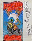 Chuck Sperry & RonDon Kalifornia Kustom Flatstock Test Print Flying Eyeball.2004