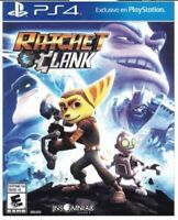 PLAYSTATION 4 - PS4 RATCHET & CLANK BRAND NEW spanish/English