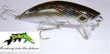 mustang minnow esca artificiale pesca spinning luccio black bass mg018 010A