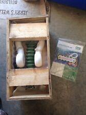 Van Beest Green Pin ROV Spring Release Polar Shackle, 25 Ton