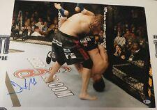 Frank Mir Signed 16x20 Photo BAS Beckett COA UFC 48 2004 Champ Picture Autograph