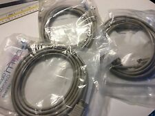Qty. of 3 New in sealed Mfr. bag L-Com CS2N9MF-10 cables