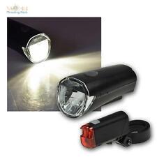 vélo LED éclairage lot lumière de vélo phare feu arrière Batterie stVZO