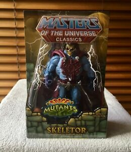 Masters Of The Universe Classics, MOTU, New Adventures Skeletor
