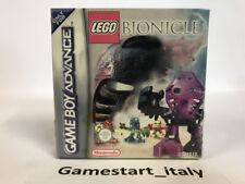 LEGO BIONICLE - NINTENDO GAME BOY ADVANCE GBA - VIDEOGIOCO NUOVO SIGILLATO PAL