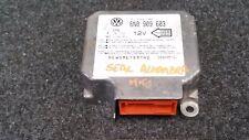 SEAT ALHAMBRA MK1 6N0909603 SRS AIRBAG CONTROL UNIT ECU 6N0909603