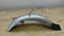 1977 yamaha dt125 enduro Y652~ rear fender w mud flap 2