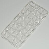 iPhone 7/8 Plus PRISMA Silikon-Hülle Schutzhülle Tasche Etui TPU Prism Case