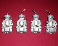 Yamaha TZ750: (4) Mikuni VM34 SC Carbs originally installed on a TZ750 Engine