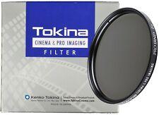 Tokina 82mm IRND 0.6 2 Stop Neutral Density Cinema & Pro Imaging filter - New