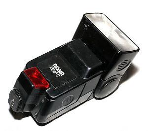 Nissin 132AF C dedicated Canon EOS flash unit