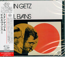 STAN GETZ & BILL EVANS-STAN GETZ & BILL EVANS-JAPAN SHM-CD BONUS TRACK C94