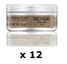 Tigi Bed Head Men Matte separazione praticabile CERA 85 g (confezione da 12)