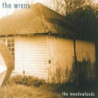 THE WRENS the meadowlands (CD, album, 2005) indie rock, very good condition,