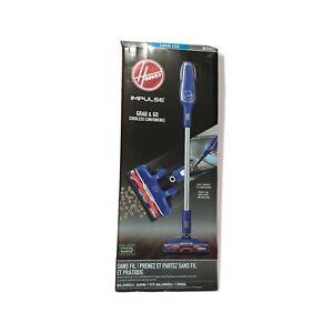 Hoover Impulse Grab & Go Cordless Multi-Attachment Vacuum New BH53000
