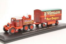 Truck The Greatest Show on Earth 1:76 Scammell Pioneer & Dodgem Trailer